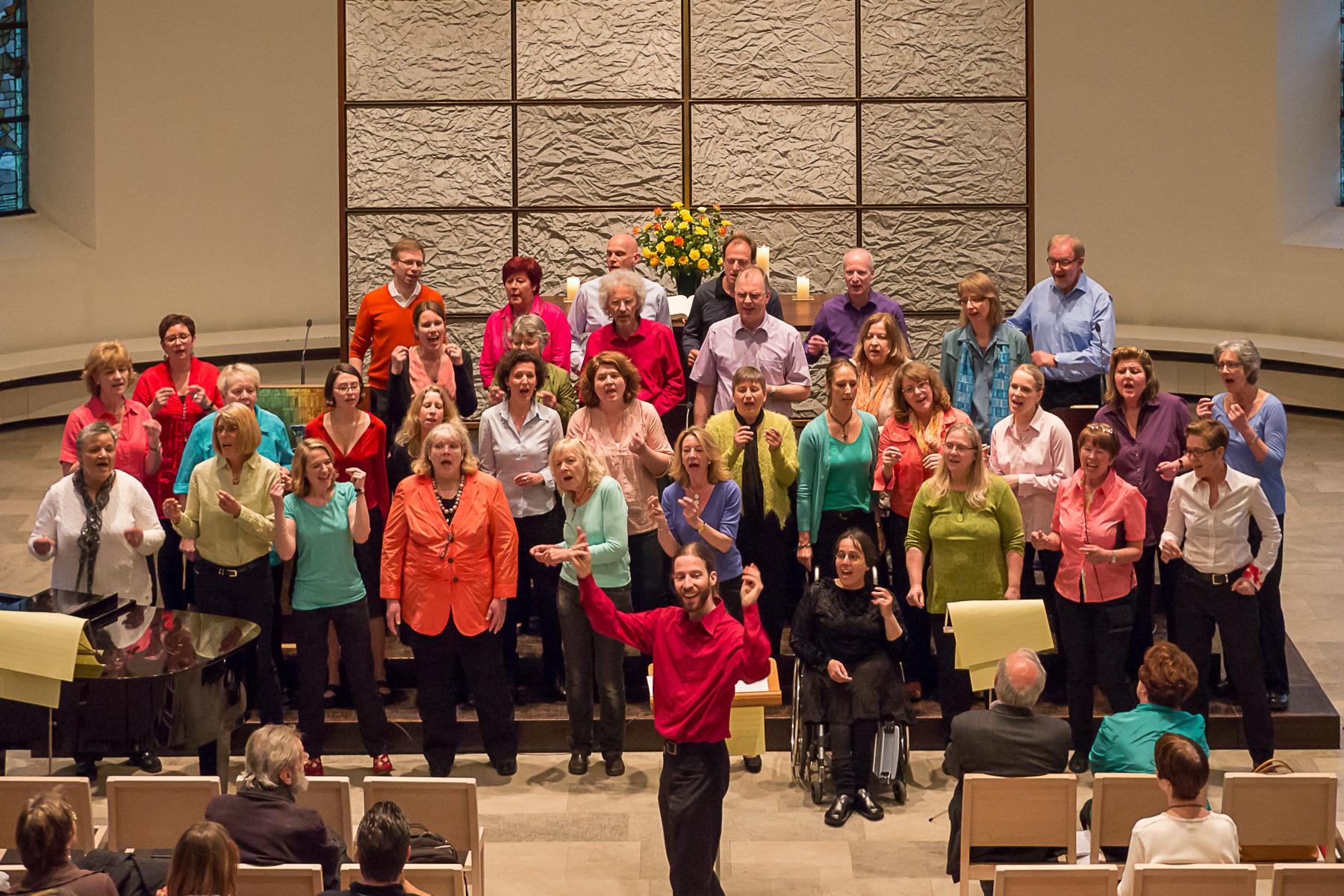 St. Jacob's Gospel Singers