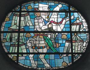 Kirchenfenster 7