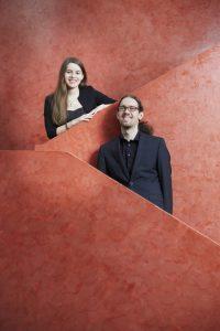 Portrait Kristin & Peter klein